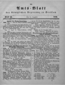 Amts-Blatt der Königlichen Regierung zu Breslau, 1880, Bd. 71, St. 53