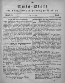 Amts-Blatt der Königlichen Regierung zu Breslau, 1882, Bd. 73, St. 24