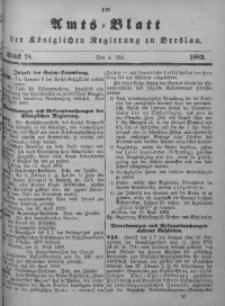 Amts-Blatt der Königlichen Regierung zu Breslau, 1883, Bd. 74, St. 18