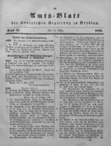 Amts-Blatt der Königlichen Regierung zu Breslau, 1886, Bd. 77, St. 12