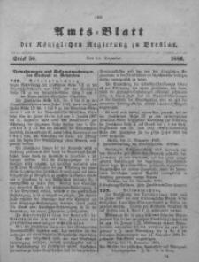 Amts-Blatt der Königlichen Regierung zu Breslau, 1886, Bd. 77, St. 50