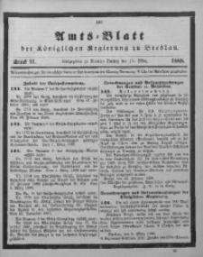 Amts-Blatt der Königlichen Regierung zu Breslau, 1888, Bd. 79, St. 11