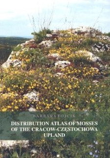 Distribution atlas of mosses of the Cracow-Częstochowa Upland