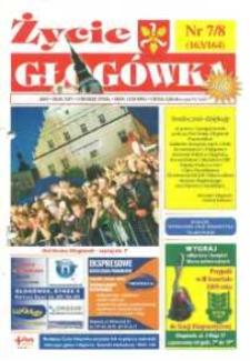 Życie Głogówka. R. 14, nr 7-8 (163-164).