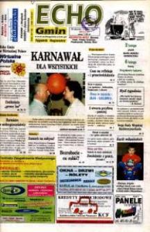 Echo Gmin : tygodnik regionalny 2001, nr 5 (178).