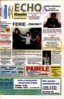 Echo Gmin : tygodnik regionalny 2001, nr 6 (179).