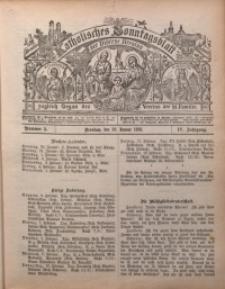 Katholisches Sonntagsblatt der Diöcese Breslau, 1898, Jg. 4, nr 5