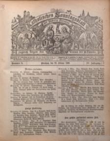 Katholisches Sonntagsblatt der Diöcese Breslau, 1898, Jg. 4, nr 8
