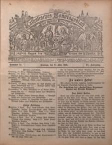 Katholisches Sonntagsblatt der Diöcese Breslau, 1898, Jg. 4, nr 13
