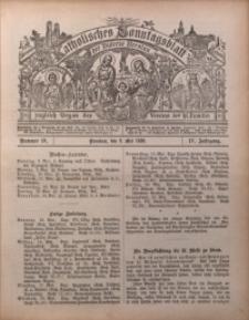 Katholisches Sonntagsblatt der Diöcese Breslau, 1898, Jg. 4, nr 19