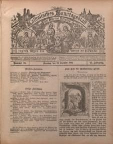 Katholisches Sonntagsblatt der Diöcese Breslau, 1900, Jg. 6, nr 52