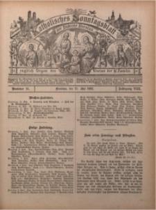 Katholisches Sonntagsblatt der Diöcese Breslau, 1902, Jg. 8, nr 21