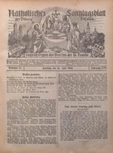 Katholisches Sonntagsblatt der Diöcese Breslau, 1910, Jg. 16, nr 17