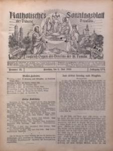 Katholisches Sonntagsblatt der Diöcese Breslau, 1910, Jg. 16, nr 23