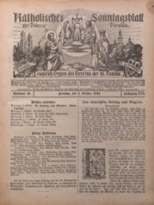 Katholisches Sonntagsblatt der Diöcese Breslau, 1910, Jg. 16, nr 40