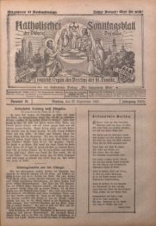 Katholisches Sonntagsblatt der Diöcese Breslau, 1925, Jg. 31, nr 39