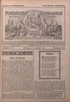 Katholisches Sonntagsblatt der Diöcese Breslau, 1925, Jg. 31, nr 52