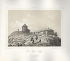 Die Schnee Koppe. Schronisko i kaplica Św. Wawrzyńca na Śnieżce
