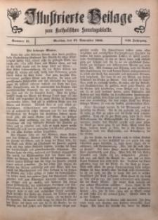 Illustrierte Beilage zum Katholischen Sonntagsblatte, 1910, Jg. 7, nr 11