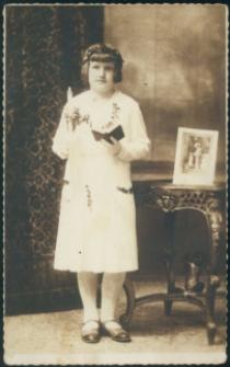 Brzeżany. Zdjęcie komunijne z 1932 r.