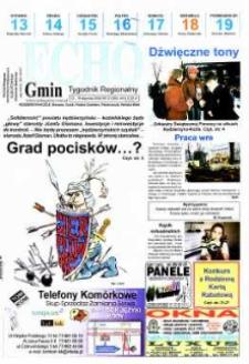 Echo Gmin : tygodnik regionalny 2004, nr 2 (330).