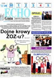 Echo Gmin : tygodnik regionalny 2004, nr 26 (354).