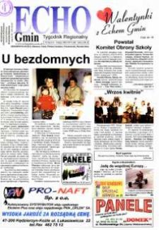 Echo Gmin : tygodnik regionalny. 2003, nr 4 (280).