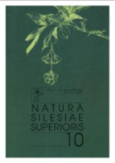 Natura Silesiae Superioris, T. 10