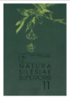 Natura Silesiae Superioris, T. 11