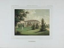 Pałac w Żółkiewce