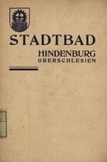Stadtbad Hindenburg Oberschlesien