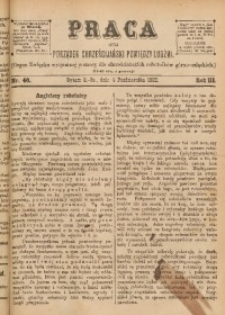Praca, 1892, R. 3, Nr. 40