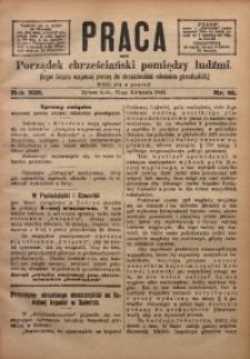 Praca, 1903, R. 13, Nr. 16