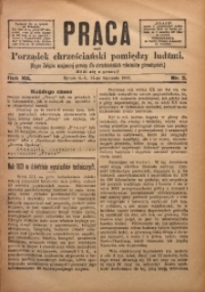 Praca, 1902, R. 12, Nr. 3
