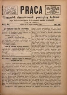 Praca, 1902, R. 12, Nr. 25