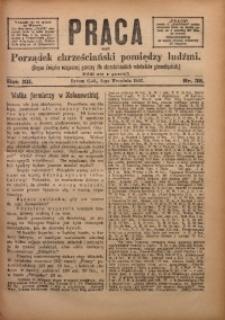Praca, 1902, R. 12, Nr. 35