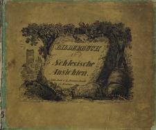 Bilderbuch No 1. Slesische Ansichten-album (okładka)