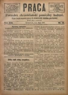 Praca, 1906, R. 16, Nr. 18