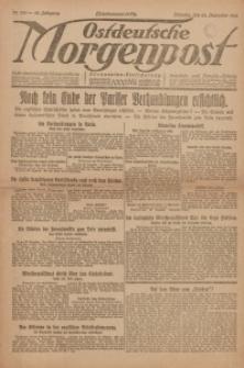 Ostdeutsche Morgenpost, 1919, Jg. 46, Nr. 325