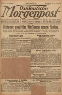 Ostdeutsche Morgenpost, 1920, Jg. 48, Nr. 139