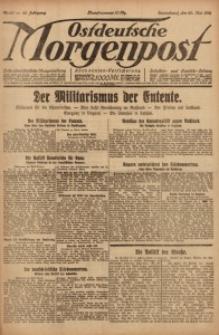 Ostdeutsche Morgenpost, 1920, Jg. 48, Nr. 147