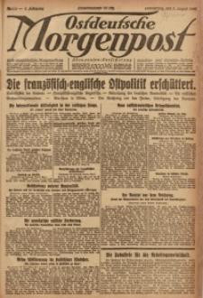 Ostdeutsche Morgenpost, 1920, Jg. 2, Nr. 214