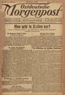 Ostdeutsche Morgenpost, 1920, Jg. 2, Nr. 293
