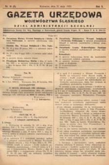 Dział Administracji Szkolnej, 1933, R. 10, nr 18 (5)