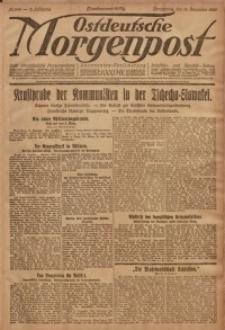 Ostdeutsche Morgenpost, 1920, Jg. 2, Nr. 344