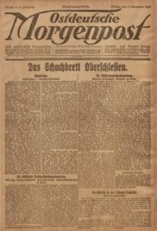 Ostdeutsche Morgenpost, 1920, Jg. 2, Nr. 345