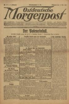 Ostdeutsche Morgenpost, 1921, Jg. 3, Nr. 113
