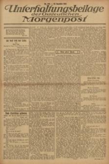 Ostdeutsche Morgenpost, 1921, Jg. 3, Nr. 326