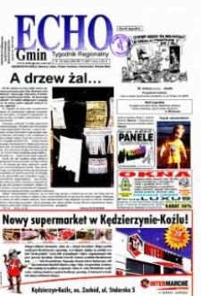Echo Gmin : tygodnik regionalny 2003, nr 11 (287).