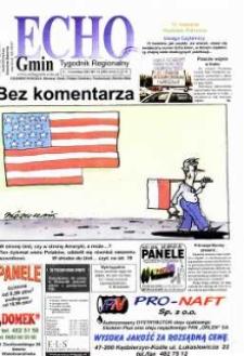 Echo Gmin : tygodnik regionalny. 2003, nr 14 (290).